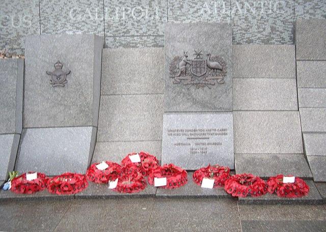 Wreaths by Australian War Memorial