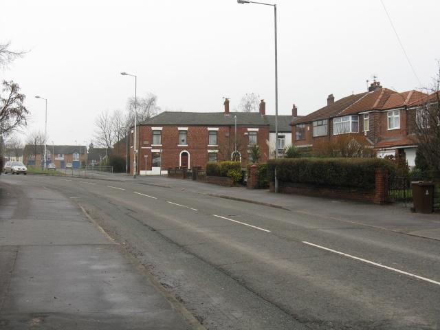 Audenshaw - Shepley Road
