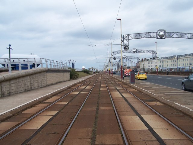 South Promenade View, Blackpool