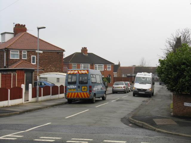 Mansfield Avenue