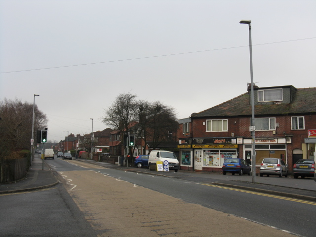 Denton - Taylor Lane & Local Shops