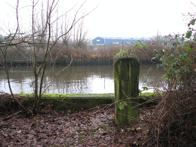 The Deal Ground - old mooring post