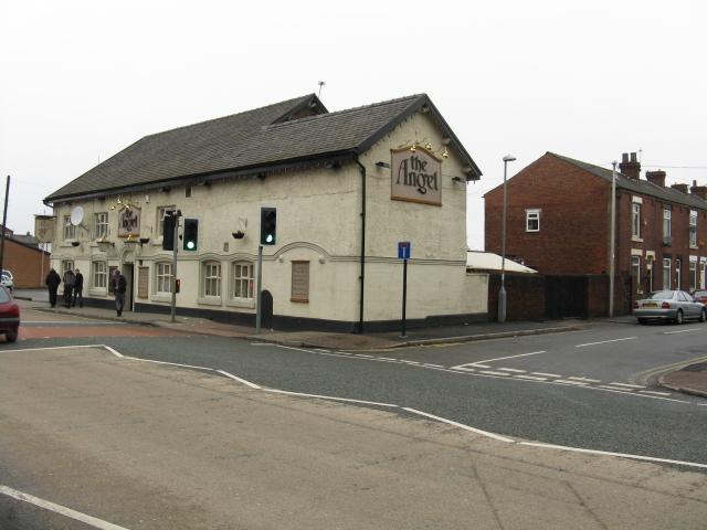 Denton - The Angel Pub