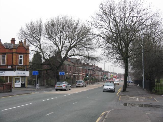 Hyde Road At Debdale Park