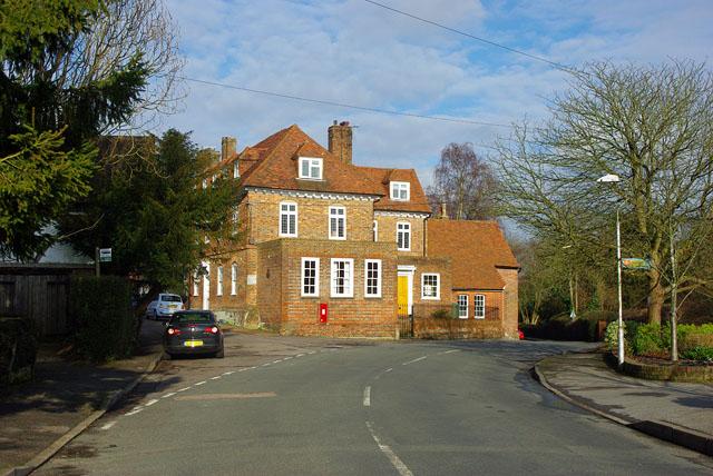 Church House on Church Road