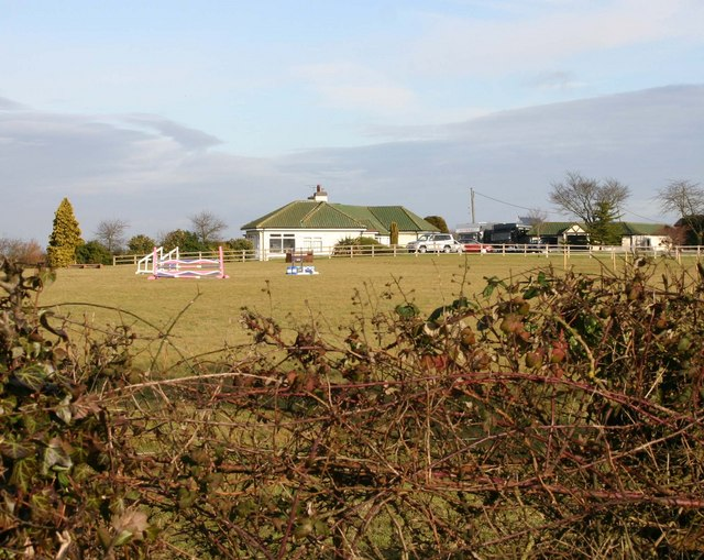 Ranch House from Chesterton Road