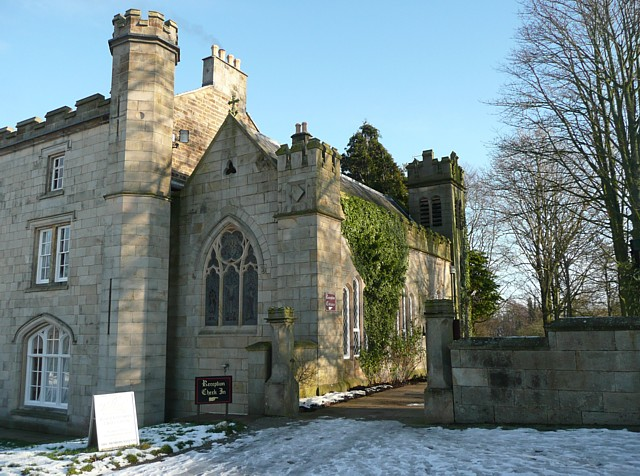 Chapel, Thurnham Hall