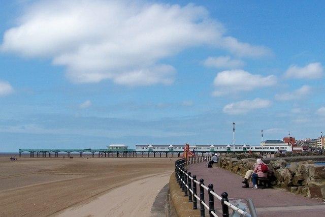 Pier and Promenade, St Annes-on-Sea