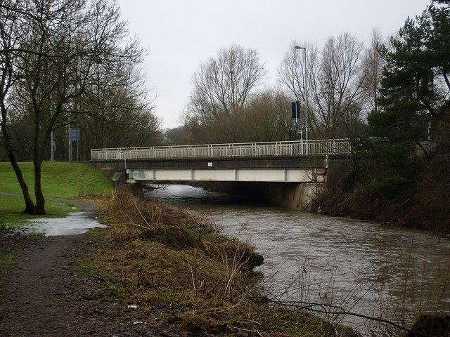 Kirkintilloch, Oxgang Bridge