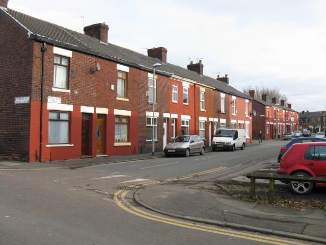 Marlfield Street