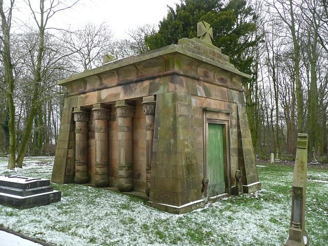 The Gillow mausoleum, Thurnham