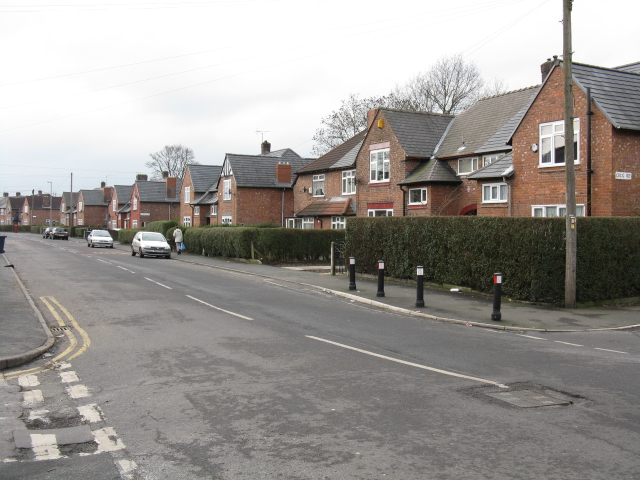 Hill Lane, Blackley