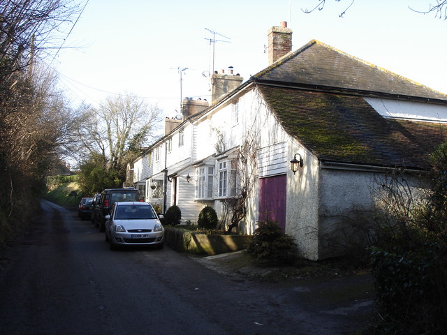 Blackstone - row of cottages