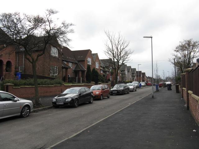 Blackley - Walker Road
