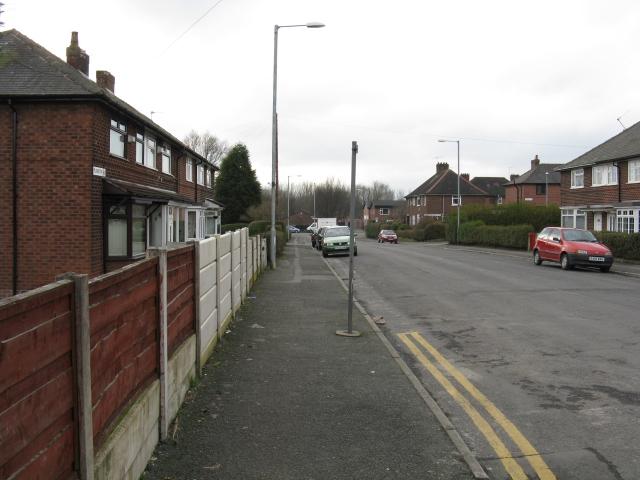 Pilkington Road