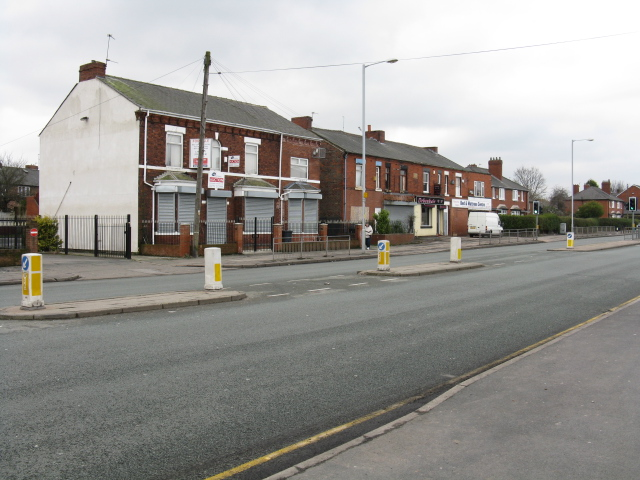 Disused Commercial Premises, Victoria Avenue