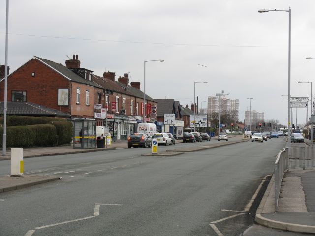 Victoria Avenue, New Moston