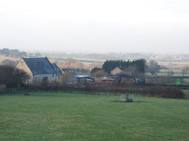 Manor Farm, Southam