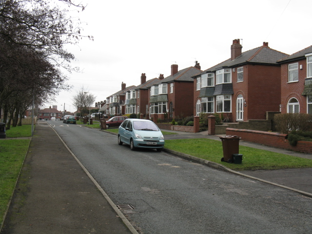 Semis In St. George's Square, Chadderton