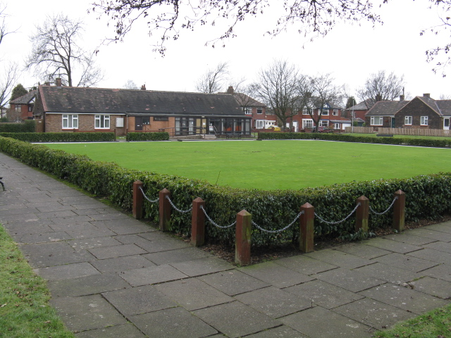 Bowling Green, St. George's Square, Chadderton