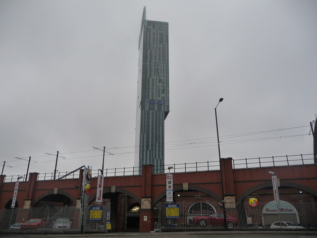 Hilton Hotel, Manchester