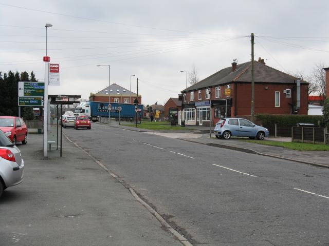 Chadderton - Foxdenton Road Local Shops