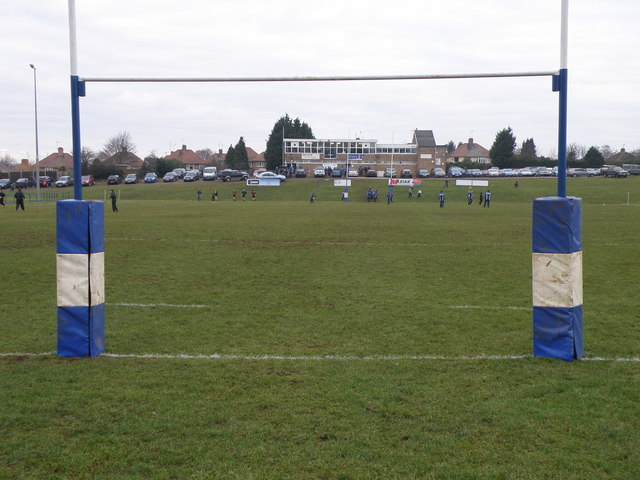 Kettering rugby club ground