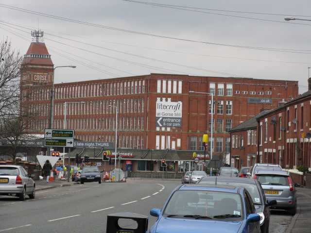 Gorse Mill From Whitegate Lane