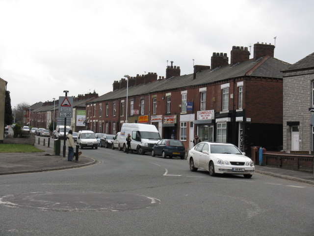 Chadderton - Thompson Lane
