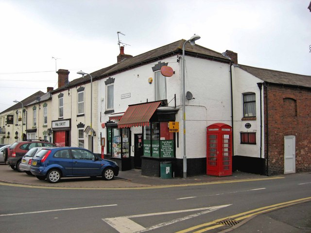 Cookley Post Office & Stores, 2 Bridge Road