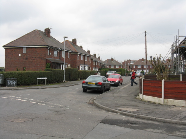 Chadderton - Higher House Close
