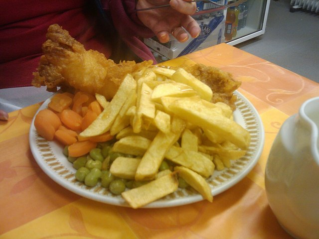 Fish'n'Chips, Lerwick