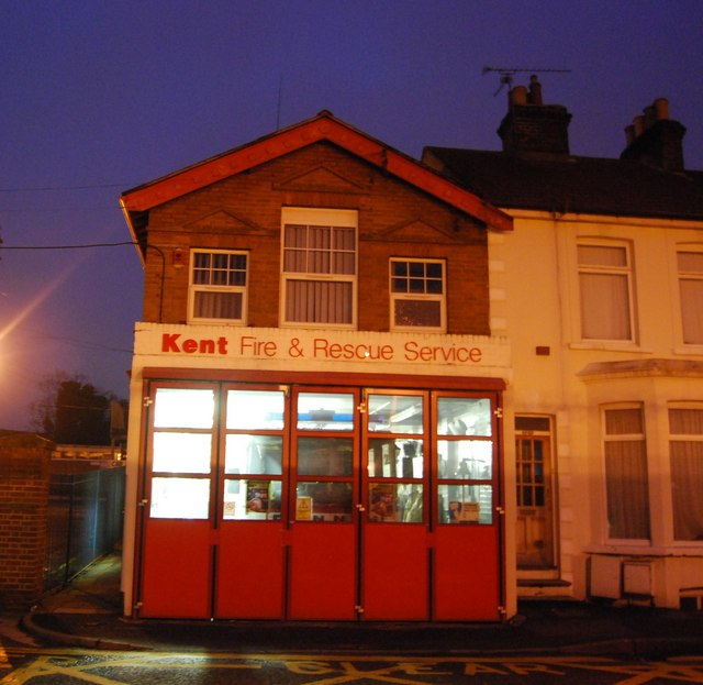 Gillingham Fire Station, Green St