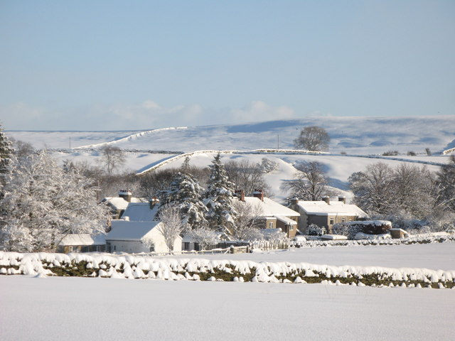 Shilburn in the snow