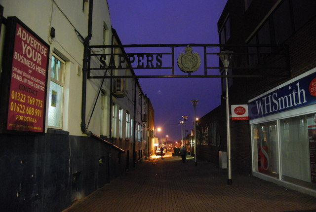 Sappers Walk, Gillingham