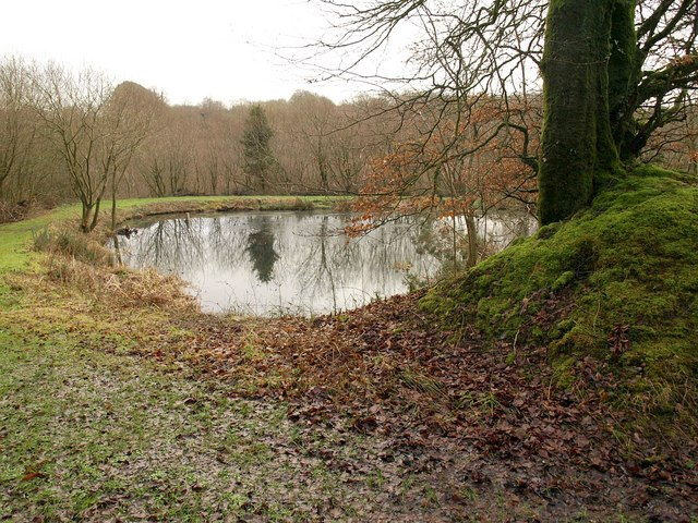 Pool, Wiltown valley