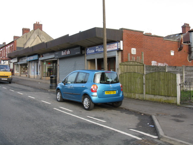 Local Shops, Elm Road