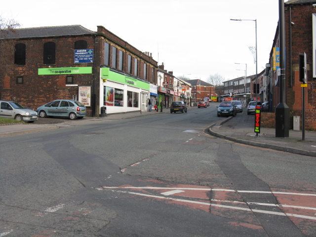 Co-operative Supermarket, Hollins Road