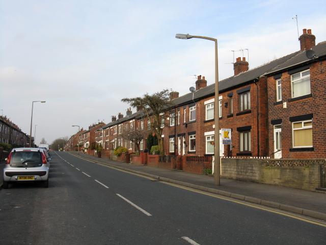 Hathershaw - Heron Street