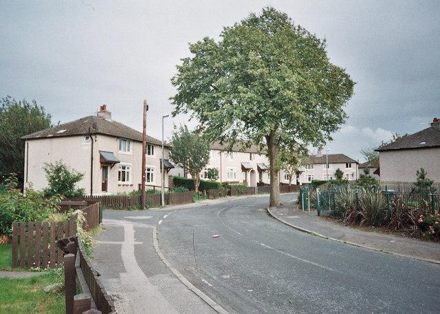 Ryelands Road - Lancaster