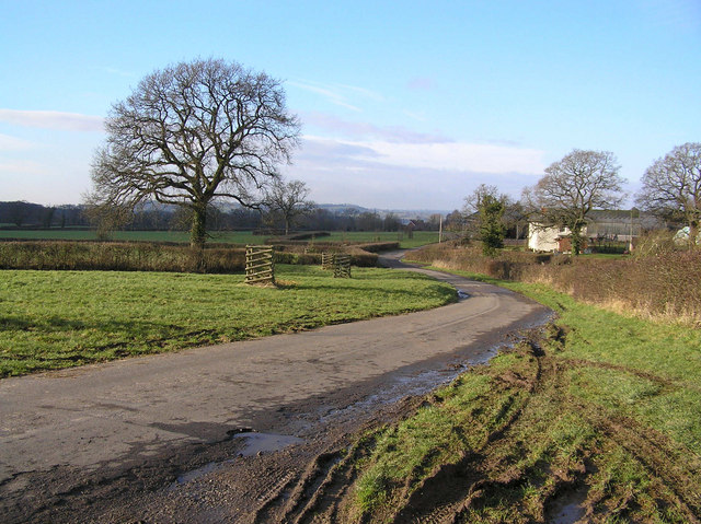 Lane in North Widcombe