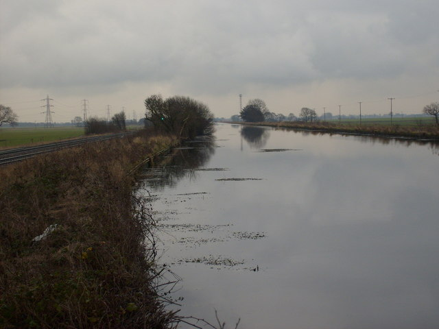 Stainforth and Keadby Canal near Mauds Bridge