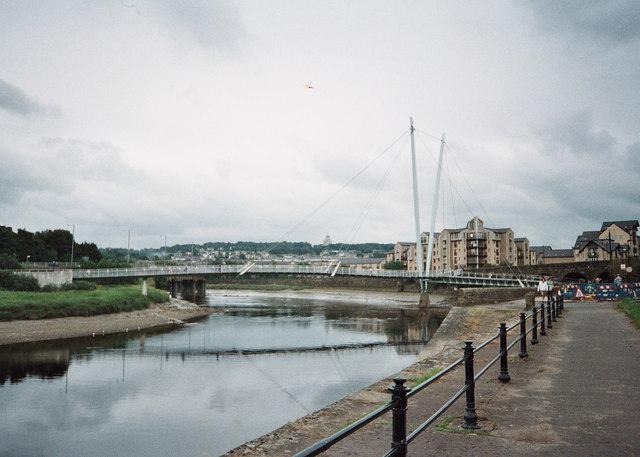 Millennium Bridge - Lancaster
