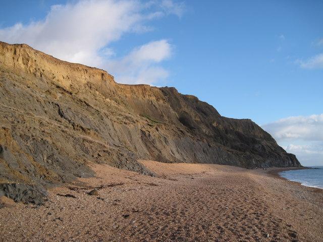 Ridge Cliff by East Ebb