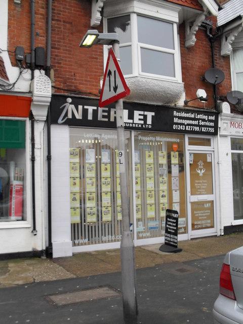 Interlet in London Road