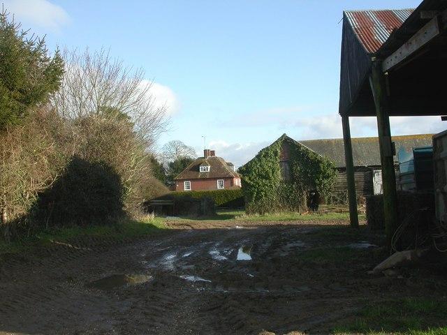 Boulsbury Farmhouse