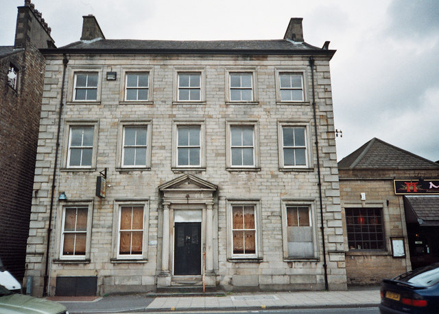 Former Georgian Working Men's Club - Lancaster