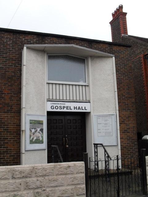 London Road Gospel Hall