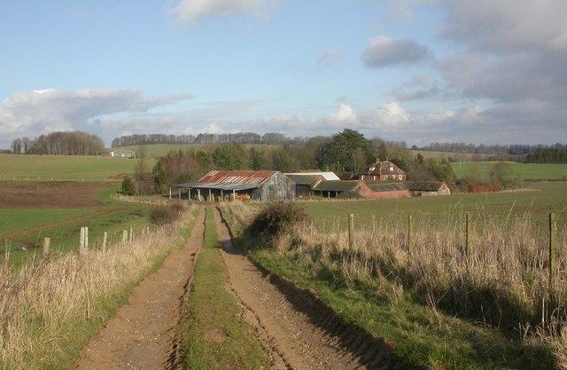 Boulsbury Farm