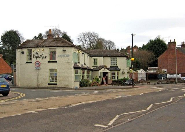 The Eagle & Spur, 176 Castle Road